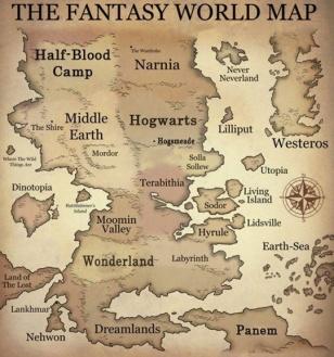 fantasie-wereld-kaart-utopie